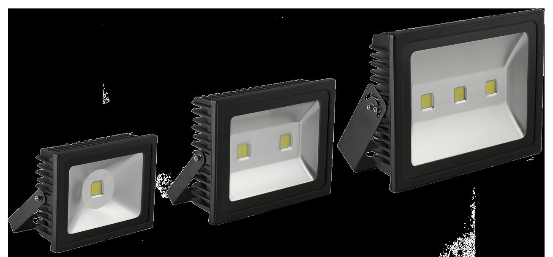 Reflektor przemysłowy LED